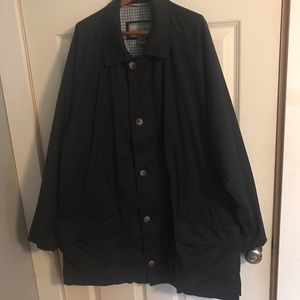 HICKEY FREEMAN Men's All Weather Trench Coat XL